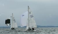 Ziel: Winkend Segel-Weltmeister werden