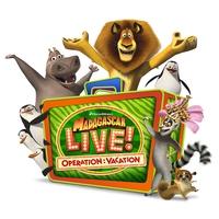 "Neu: ""Madagascar"" live in Busch Gardens Tampa & SeaWorld San Diego"
