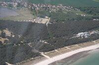 Strandhäuser am Meer mit Sauna Whirlpool Kamin Solar