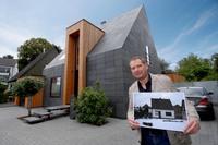 Modernes Traumhaus hinter alten Mauern: Vom Siedlungsbau zum Design-Objekt