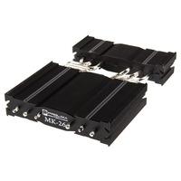 Caseking exklusiv: Prolimatech Black Series MK-26 Universal-VGA-Kühler in limitierter Sonder-Edition - black is beautiful!