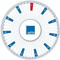 Spitta auf der Internationalen Dental-Schau (IDS) in Köln -  mit Spitta-Glücksrad-Gewinnspiel