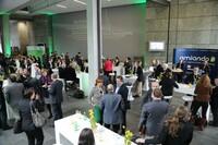 GreenNote Auszeichnung für greenmeetings und events Konferenz    Klimapartner ENTEGA stellt Konferenz klimaneutral