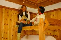 Zirbenholz erobert Südtiroler Berghotel