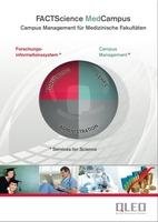 FACTScience MedCampus - integrierte Systemlösung für Med. Fakultäten