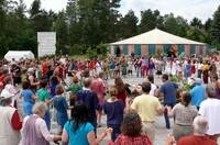 Nach Herzenslust singen beim 6. Come Together Song-Festival in Bad Belzig