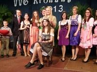 Gimmeldinger Mandelblütenkönigin  für  2013   ist Laura Jung