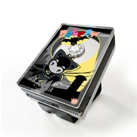 Stylische Festplatte zum Hingucken & Reinschauen