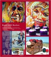 Kunst trifft Kuchen am Timmendorfer Strand
