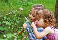 Sagenhaftes Kinderland und viel Freiraum für die Eltern