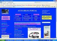 Das Internet-Portal Auto-Hilfe-Portal ist jetzt online.