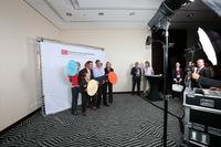Ellen Kamrad organisiert Foto-Aktion für Personal-Event der Deutschen Bahn