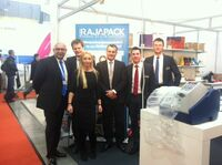 Jahresauftakt 2013 bei Rajapack gelungen