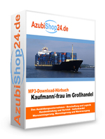 AzubiShop24.de verlegt Download-Hörbuch für Auszubildende Kaufmann/Kauffrau im Großhandel