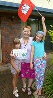 61jährige Au Pair stellt sich dem Abenteuer Australien