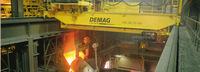 Demag Gießkrane für metall- und mineralverarbeitende Industrie