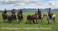 Reiter-Reisebericht auf Mit-Pferden-reisen.de: Unendliche Weiten in der Mongolei