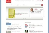 Relaunch bei GABAL: Neu gestaltete Website überzeugt durch intuitive Menüführung