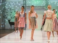 Exklusive Modeschauen auf den 1. Münchner Trachtentagen