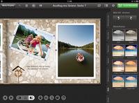 Individuelle Fotoprodukte bei ifolor ganz einfach mit dem iPad und iPad mini bestellen