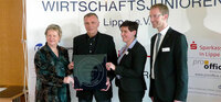 "Realschule Schloss Varenholz erhält zum 5. Mal das Siegel ""Ausbildungsfreundliche Schule"""