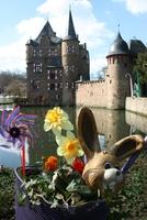 Ostermarkt auf Burg Satzvey bei Köln