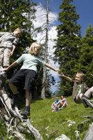 Bergeweise Abenteuer für Familien - Urlaubstipp in Bayern