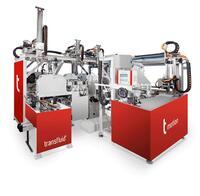 Fertigungszellen für die Rohrbearbeitung von transfluid - Plug & Produce