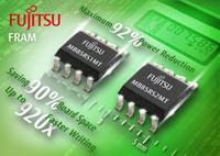 Fujitsu Semiconductor bringt neue Produkte mit 1 Mbit und 2 Mbit SPI FRAM auf den Markt
