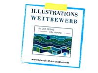 FRIENDS OF A COCKATOO - Illustrationswettbewerb für eBook