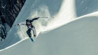 "Freeride-Spaß am Dolomiten-Gipfel ""Punta Nera"""