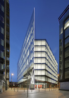 """Project report: No. 4 St Paul""""s Square, Liverpool"""