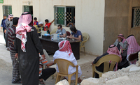 """Reisebericht: LEMKE hoeren unterstuetzt laufendes Projekt für hoergeschaedigte Kinder """"Hoergeraete für Jordanien"""""""