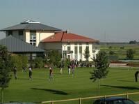 Die Apontas Golf-Lounge im Golfclub Gleidingen