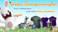 Games.de startet mit großem Oster-Gewinnspiel durch