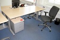 Nachhaltigkeit 2.0 - Gebrauchte Büromöbel und Bürostühle Räumungsverkauf in München ab 16.04.13!