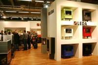 ISH 2013: LEDA heizt dem Publikum auf der Energie-Messe in Frankfurt kräftig ein