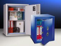 Ein zertifizierter Tresor bietet den erforderlichen Schutz für wichtige Wertgegenstände