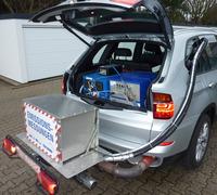Mobile Messung: TÜV NORD beurteilt Motoren im Betrieb