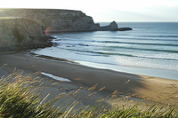 Natürliche Surf Reserve in Europa