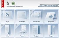SCHWABENDRUCK Berlin: Professionell veredelte Drucksachen online bestellen