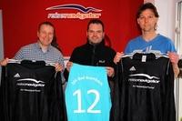 Neuer Trikotsponsor für den Fussballverein SSV Bad Brambach
