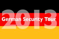 German Security Tour 2013: IT Sicherheit und Managed Services für den Mittelstand mit Securepoint, G Data, Server-Eye und CenterTools
