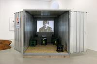 Kunst im HKL Container