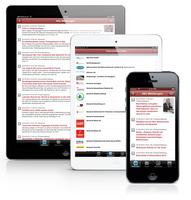 ddp direct vervollständigt Angebot mobiler Apps für PR-Inhalte