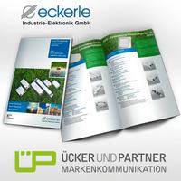 Eckerle Industrie-Elektronik-GmbH  Grüne Produktlinie in Szene gesetzt
