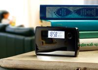 OctaCam Hightech-Tischuhr mit HD-Kamera und Bewegungserkennung