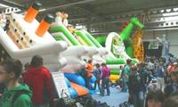 Größter Spielplatz Mitteldeutschlands eröffnet diesen Sonntag