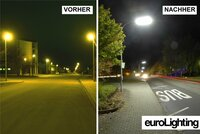 euroLighting: Helles Licht für sichere Straßen