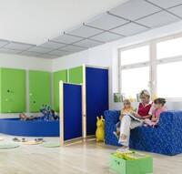 Stressfaktor Lärm: Kinder schützen, Betreuer entlasten